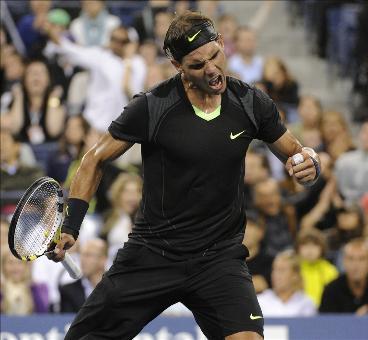 Rafael Nadal, U.S. Open, tennis