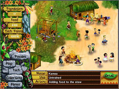 Kids can pick continue their ilfe in the village with 'The Lost Children.'