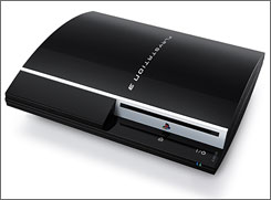 The PlayStation 3 has been knocked flat so far by the Nintendo Wii, but Sony executives say they're not concerned.