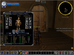 A character, such as my hobbit, can be quickly created. But more detailed customization is available.