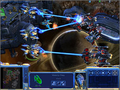 StarCraft II is the sequel to the long-running and popular StarCraft, which has sold 9.5 million copies worldwide and become a near obsession among gamers in South Korea.