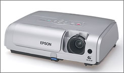 The Epson PowerLite S4.