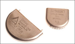 A Lithium-Iodine Battery. In the 1970s, the CIA shared research it had done on lithium-iodine batteries with the medical community. This same technology is used in heart pacemakers today.