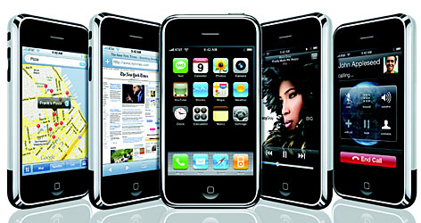 The iPhone's Internet experience is unlike any before it on a mobile handset but users may be frustrated by the spotty network.