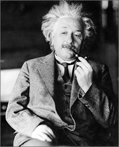 Don't feel bad if you're not Albert Einstein: Being smart doesn't make you any more likely to be rich.