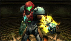 'Metroid Prime 3' makes great use of the Wii's remote control.