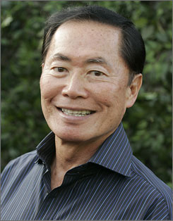 George Takei, who is best known for his role as Hikaru Sulu in the original Star Trek series, has been immortalized in space with an asteroid bearing his name.