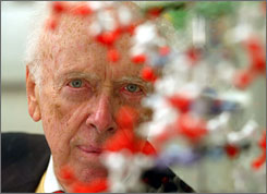 James Watson is considered one the greatest scientists of the 20th century for his work on discovery of the DNA double helix. But many are angered by his comments that Africans are intellectually inferior to whites.