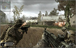 'Call of Duty 4: Modern Warfare.'