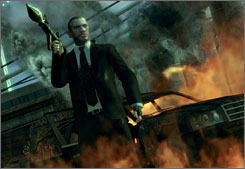 'Grand Theft Auto IV,' out April 29, features Niko, an immigrant from Eastern Europe who turns to crime to survive.