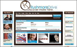 RushmoreDrive.com, a Google-style search engine that includes results that are particularly relevant to the black community, launches today.