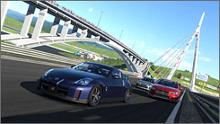 The cars look slick and incredibly realistic in the latest version of 'Gran Turismo.'