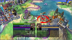 Civilization Revolution, Sid Meier's classic computer strategy series, makes the leap to the Xbox 360 next month.