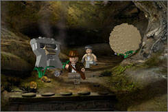 Indiana Jones fans should enjoy the humorous spin that Lego Indiana Jones: The Original Adventures puts on the series' first three movies.