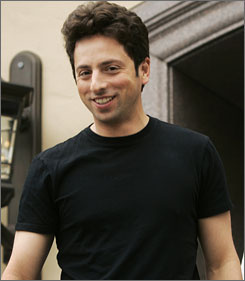 Google co-founder Sergey Brin has paid $5 million to reserve a seat on a future Space Adventures flight.