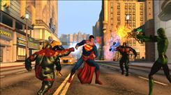 You can help Superman protect Metropolis in the upcoming game DC Universe Online.