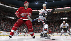 Electronic Arts' NHL 09 dominates the ice by using innovation and a stellar level of control.