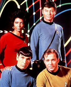 "YouTube is showing full-length episodes of the original ""Star Trek"" series as part of a test."