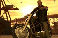 """A scene from """"Grand Theft Auto IV: The Lost and Damned."""""""