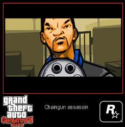 "In Rockstar Games' ""Grand Theft Auto: Chinatown Wars"" for the Nintendo DS, you will battle all kinds of bad guys in the criminal underground of the fictitious Liberty City."