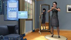 A scene from 'The Sims 3' for the PC and Mac.