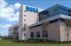 The Dell manufacturing facility in Winston-Salem, North Carolina.