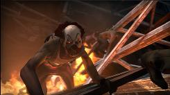 """You'll find yourself faced with killer clowns at a spooky carnival in """"Left 4 Dead 2,"""" from Valve Software/Electronic Arts for the XBox 360 and PC."""