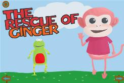 "Storybook apps are rapidly populating the iTunes store for download onto an iPhone or an iPod Touch. Madera & Figaro in ""The Rescue of Ginger"" tells the story of a monkey named Madera and a frog named Figaro helping Mrs. Applebottom to find her missing cat, Ginger."