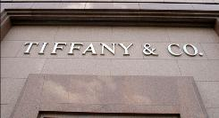 A Tiffany & Co. retail store.