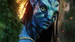 A scene from the James Cameron film 'Avatar.'