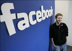 Facebook CEO, Mark Zuckerberg, is pictured in this 2007 file photo. Facebook said they are going to simplify the privacy controls for users, something that has been controversial recently.