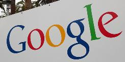 "A sign is posted outside of the Google headquarters January 21, 2010 in Mountain View, California. Australia announced a police investigation Sunday, June 6, 2010 into whether Google illegally collected private information from wireless networks, becoming at least the second country to probe the Internet giant's ""Street View"" mapping service."