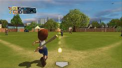 """Backyard Sports: Sandlot Slugger"" weaves lots of baseball games into a fun story mode about defeating a bully who is dominating the local baseball diamond."