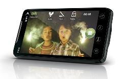 In this product image provided by Sprint, the Sprint HTC EVO 4G mobile phone is displayed. The FCC is currently taking inventory of the wireless spectrum and hopes to reallocate space to the wireless broadband services, including the cutting edge 4G services now being rolled out by the big mobile carriers.