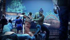 'Dead Rising 2' features plenty of violence and gore as you battle thousands of zombies at a mall.