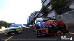 'Gran Turismo 5' for the Sony PlayStation 3 features more than 1,000 authentically modeled, high-definition vehicles.