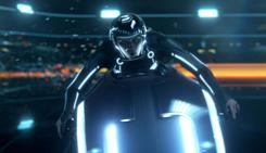 A scene from the film 'Tron: Legacy.'