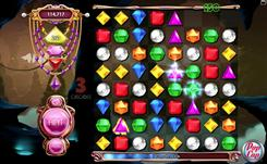 'Bejeweled 3' keeps most of the main game types from earlier releases, including Zen, a relaxing 'endless' mode.