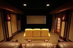 Magnolia Home Theater offers customized home theater options.