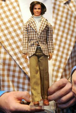 Mattel's Ken doll celebrates its 50th anniversary this year. To promote it, the company has launched an aggressive social media marketing campaign