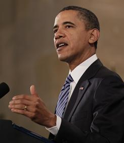 President Obama travels to Michigan Thursday to promote his plan for expanding wireless services.