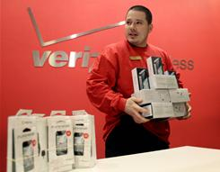 The Verizon Wireless iPhone launches today and customers with spotty AT&T coverage are excited to finally be able to get the device.