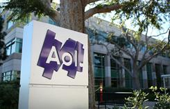 AOL CEO Tim Armstrong is purchasing $10 million of his company's stock.