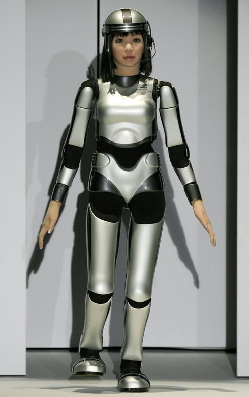 Robot Humanoid 2013 Humanoid Robot on The