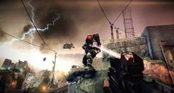 Killzone 3: The video game, developed by Guerrilla Games for PlayStation 3, is a first-person shooter.