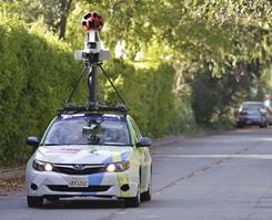 Israel may soon see cars like this one, designed to shoot panoramic images for Google Street View, as it is could allow Google to bring this feature into its country.