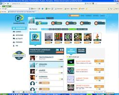 GameGround is a social networking site that you can use to track you and your friends' gaming conquests.