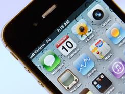The Verizon iPhone loads Web pages just as fast as AT&T's version of the phone, a phone testing firm reported Monday.