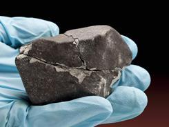 Smithsonian keeps meteorite that fell in Va.