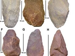 Stone tools turned up at an Indian excavation may date to 1.5 million years ago.